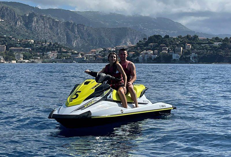 Jet ski et Paddle